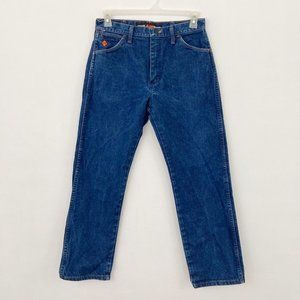 Wrangler Fire Resistant Jeans Size 31x30 Straight